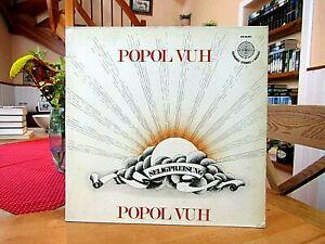 "Popol Vuh   ""Seligpreisungen""    LP  Vinyl"