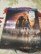 Jupiter Ascending 3D (Blu-ray 3D+Blu-ray+DVD w/ Slipcover
