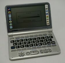 CASIO EW-V2500L ENGLISH CHINESE ELECTRONIC DICTIONARY 卡西欧英英、英汉双解、汉英电子词典