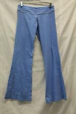 Lululemon Womens Older Style Blue Pants Size 6 Regular Great Used Condition