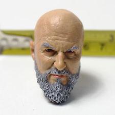 A14-01(M) 1/6 Scale Head Sculpt Dragon DID BBI HOT TOYS