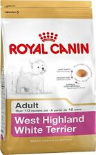 Royal Canin West Highland blanc Terrier adulte 3 kg