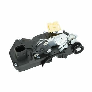 Door Lock Actuator Rear Left Driver 931-108 For Chevy GMC Cadillac 2007-2009