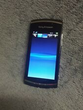 Sony Ericsson Vivaz pro smartphone celular negro #3 C u8i mobile phone Black
