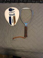 Ektelon dynax Super X-SM Racquetball Black Racquet Leather Grip