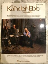 Songbook - The Kander & Ebb Collection - A Great Collection to own - New!