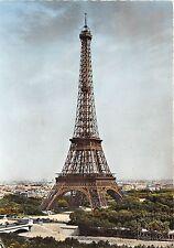 Bg2840 paris la tour eiffel Cpsm 14x9.5cm france