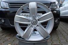 "Einzelfelgen ""Corvara"" VW GOLF 5-7, SPORTSVAN  5G0071496A 6Jx16H2 ET48"