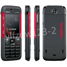 Original Unlocked Nokia 5310 XpressMusic Red Camera Bluetooth Mobile Bar Phone