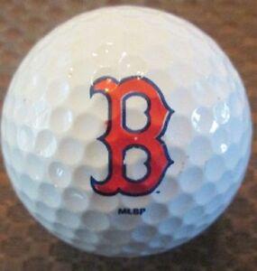 3 Dozen (Boston Red Sox MLB RED LOGO) Nike Vapor Black Mint AAAAA Golf Balls