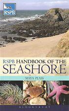 PLASS MAYA BOOK NATURE GUIDE RSPB HANDBOOK OF THE SEASHORE paperback BARGAIN new