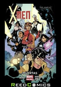 X-MEN VOLUME 2 MUERTAS GRAPHIC NOVEL New Paperback Collects (2013) #7-12