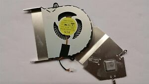 ACER E5 - 411 E14  HEAT SINK AND COOLING FAN  60 DAYS RTB  A2-W4