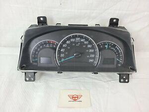 2012 Toyota Camry SE 2.5L Speedo Cluster Speedometer 83800-0X160 KPH