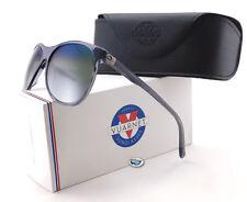 New Vuarnet Sunglasses | VL1520 0003 - Transparent Gray / Citylynx Glass Lenses