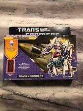 1987 Transformers Vintage Series 4 Horrorcon Snapdragon AFA 80Y
