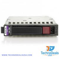 HP 652605-B21 653950-001 146GB 6G SAS 15K 2.5IN SC Enterprise HDD