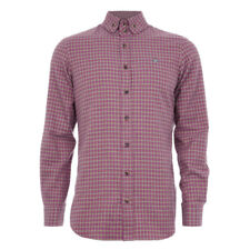 Vivienne Westwood - Check Krall Shirt in Fuchsia Pink - Size 46(UK36) - RRP £285