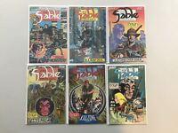 Lot of 12 Jon Sable Freelance (1983) #1-12 VF Very Fine