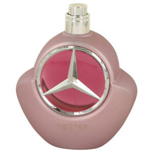 Mercedes Benz Woman Perfume 3 oz EDP Spray (Tester) for Women by Mercedes Benz