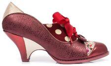 Irregular Choice Lace-up Heels for Women
