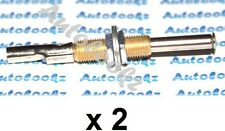 2 x 12V METAL PIN SWITCH 7MM HOLE car alarm interior courtesy light boot bonnet
