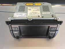 02-06 BMW E46 Navigation CD Player Radio GPS 16:9 Screen 65.52-6 934 410