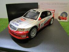 HYUNDAI ACCENT WRC #11 RALLYE MONTE CARLO 2003 gris au 1/43 voiture miniature