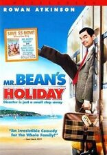 Mr Bean S Holiday 0025193333025 DVD P H