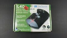 Clear Sounds IL40 Telephone Amplifier