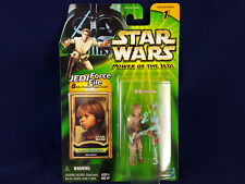 Star Wars Power of the Jedi Anakin Skywalker Mechanic Episode 1 TPM POTJ C1