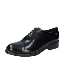 scarpe donna REVE D'UN JOUR 39 EU classiche nero pelle lucida BZ465-C