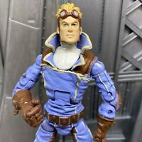 """Marvel Legends Walmart X-men X-force Cannonball from.2 Pack 6"""" Action Figure"""