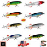 NEW Whopper Plopper 100 Top Water Prop Bait Lure 1/2 oz. 3.94inch Snakehead Bass