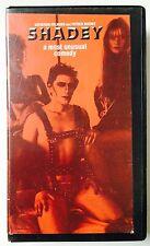 Shadey - A Most Unusual Comedy - VHS - (eb4)