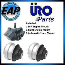 For Mercedes 190,260,300,E Class Transmission Engine Motor Mount Kit NEW
