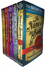The Secret Series Complete Collection by Pseudonymous Bosch 5 Books Set Pack NEW