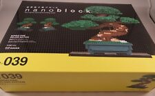 Kawada Nanoblock BONSAI PINE DELUXE EDITION - japan building toy NB-039 New