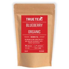 Blueberry Rooibos Tea (No.605) - Loose Leaf Organic Red Bush Tea - True Tea Co.