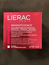 LIERAC Magnificence Day & Night Melt-In Cream-Gel Normal to Combo Skin 1.8oz
