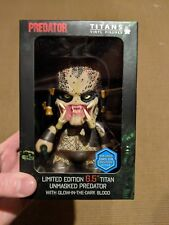 SDCC 2018 ThinkGeek Predator Titan Figure Glow In The Dark Unmasked NEW