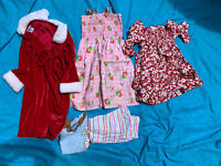 size 4t  girls clothes Variety