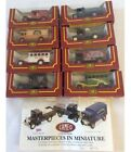 CORGI CAMEO VINTAGE LORRY COLLECTION - (THE VILLAGE COLLECTION 1993) - ALL BOXED