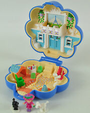 Polly Pocket Fifi's Parisian Apartment 100% Komplett Pudel 1990 Bluebird 09-C-B1