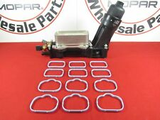 DODGE RAM CHRYSLER JEEP 3.6L 3.2L Oil Filter Adapter Kit With Gaskets OEM MOPAR