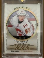 "2015-16 Black Diamond Hockey ""SAM BENNETT"" Triple Diamond Rookie Relics 10/99"