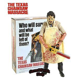 Action Figure Leatherface Texas Chainsaw Massacre Neca 18cm Figura