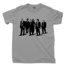 Reservoir Dogs Horror T Shirt Jason Voorhees Freddy Krueger Michael Myers Tee