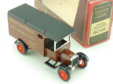 Matchbox Code 3 Ford Model TT Brown Creaksof Camberley AC102 OVP 1603-28-15