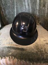 MISS SAMSHIELD Shadowmatt Glossy Black Riding Hat Helmet 57 Medium Shell 7 1/8